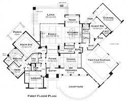 European House Plan by European Style House Plan 3 Beds 3 50 Baths 3230 Sq Ft Plan 120 185