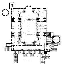floor plan of hagia sophia the byzantine legacy hagia sophia