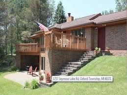 home for rent in oxford mi