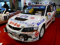 lancer evo 2014 file osaka auto messe 2014 68 rally hokkaido no 28 mitsubishi