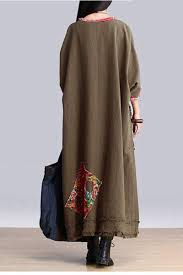maxi size big pocket maxi size casual dresses women clothes