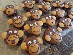 curious george cupcakes id diy curious george monkey birthday party