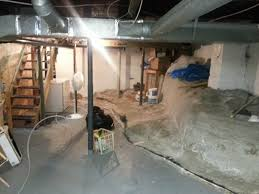renovations and old houses interior weeping system day 1 the