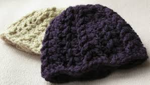 newborn pattern video easy crochet baby hat tutorial chunky ribbed baby hat other