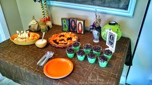 halloween party table ideas kids halloween party decor