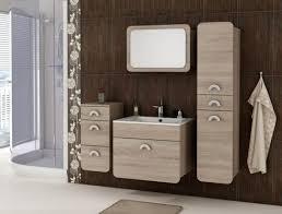 bathroom furniture set rondo matt