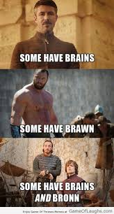 Bromance Memes - game of thrones memes tyrion has everything http gameoflaughs