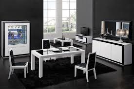 Meuble Salon Noir Et Blanc by Mira Royal Comfort