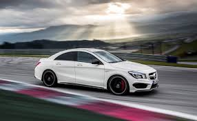 mercedes 45 amg 0 60 2014 mercedes cla45 amg 355 hp 0 60 in 4 5 and a 48 375 price