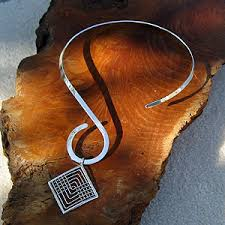 collar necklace sterling silver images 925 sterling silver cuff collar necklaces silver cuff necklaces jpg