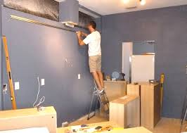 How To Install Upper Kitchen Cabinets Installing Kitchen Cabinets Best Home Interior And Architecture