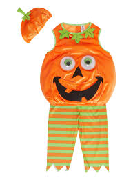 halloween kids spooky little pumpkin 0 4 years tu clothing