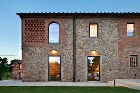 Tuscany House by A Gorgeously Renovated 19th Century Country House In Tuscany