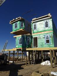 homes on pilings modular homes photo gallery in new jersey