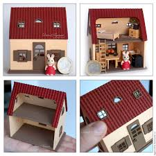 buy the house of marie in miniature sylvanian families on