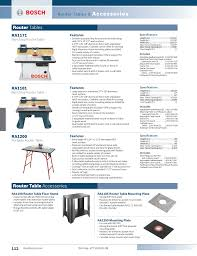 bosch router table accessories bosch ra1181 benchtop router table manual best table decoration