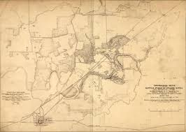 Map Of Tennessee River by Stones River January 2 1863 Civil War Trust