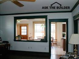 How To Remove Load Bearing Interior Wall Load Bearing Wall Identification Ask The Builderask The Builder