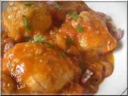 lotte a l armoricaine recette cuisine lotte à l armoricaine recette weight watchers propoint nuage