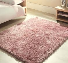 Www Modern Rugs Co Uk A Soft Pink Fluffy Rug For Adding Texture From Www Modern