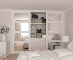 Small Bedroom Sliding Wardrobes Best 25 Fitted Sliding Wardrobes Ideas On Pinterest Sliding