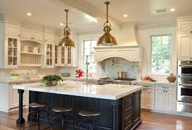 Large Pendant Lights For Kitchen by Santa Barbara Industrial Pendant Light Kitchen Traditional With