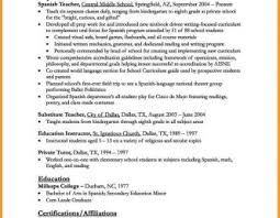 resume exles for teachers foreign language resume exles pictures hd aliciafinnnoack