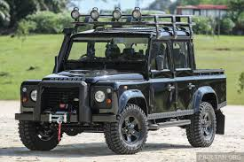 land rover 110 gallery land rover defender limited edition in malaysia u2013 13