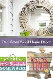 206 best reclaimed wood furniture and decor images on