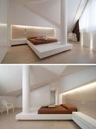 Raised Platform Bed Frame Bedroom Design Idea Place Your Bed On A Raised Platform