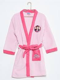 robe de chambre fille kiabi robe de chambre hello hello pyjama court fushia