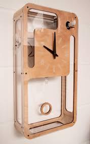 Modern Coo Coo Clock Pedro Mealha Makes Marvelous Modern Cuckoo Clocks If It U0027s Hip