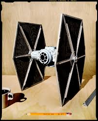 how to make a star wars tie fighter using starbucks cups wired