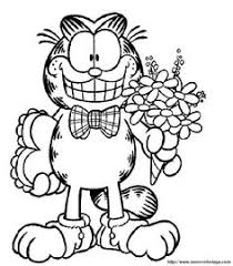 comic book coloring pages usa garfield coloring page comic book coloring pages pinterest