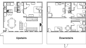two floor plan two floor plans home design house plans 49123
