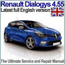 renault car service repair manuals 2004 ebay