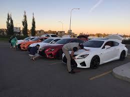 lexus rcf lowered 3rd lexus f car build rcf beyond ca car forums