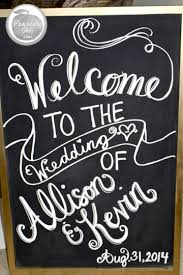 wedding chalkboard diy wedding chalkboard signs tutorial easy how to steps to make