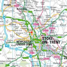 map of newcastle lyme ascot formal suit hire contact
