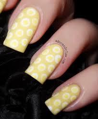 got polish challenge u2013 yellow or my fried egg nails the