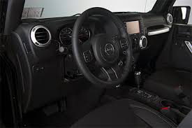 Jeep Wrangler Interior 2018 Jeep Wrangler Changes U2013 What U0027s Different From The 2016 Jk