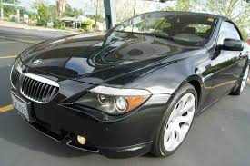 2005 bmw 6 series problems 2005 bmw 6 series 645ci 2dr convertible in carmichael ca