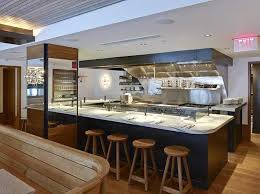kitchen endearing modern restaurant kitchen design pictures
