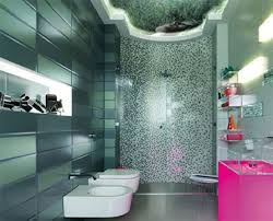 Glass Tile Bathroom Ideas by Tile Floor Ideas Decorating Ideas Gallery In Bathroom Bathroom