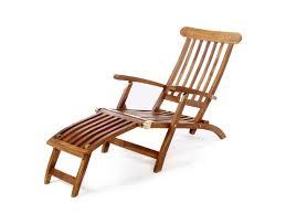 Outdoor Teak Patio Furniture by Teak 5 Position Steamer Chair Teak Patio Furniture World