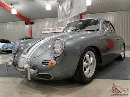 porsche outlaw 1962 porsche 356 sunroof coupe outlaw proudly offered for sale by