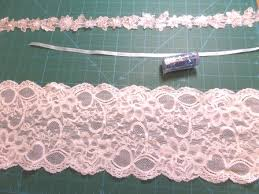 Wedding Garters Making Wedding Garters Ludlow Quilt And Sew