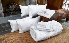 best hotel bedding and pillows use at home travel leisure