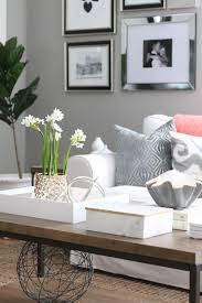 Target White Table by 12th And White Modern Meets Traditional Living Room Refresh