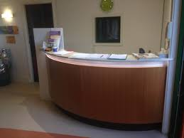 Rounded Reception Desk by Soul Creative Works Joinery With Heart U0026 Soul